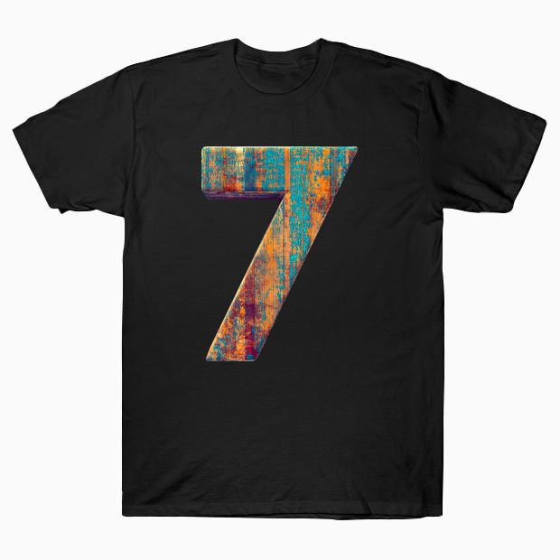 Seven rust T-Shirt