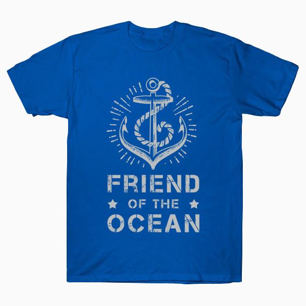 Friend of the ocean T-Shirt