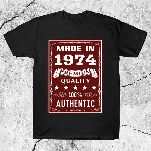 1974 retro T-Shirt