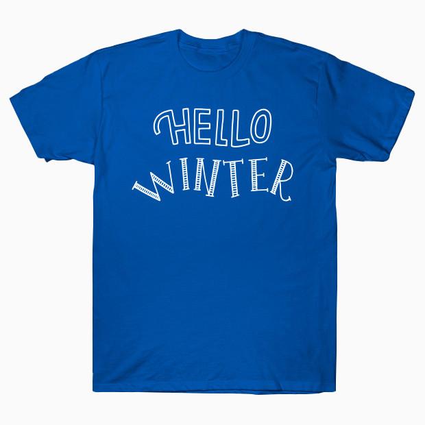 Hello Winter T-Shirt