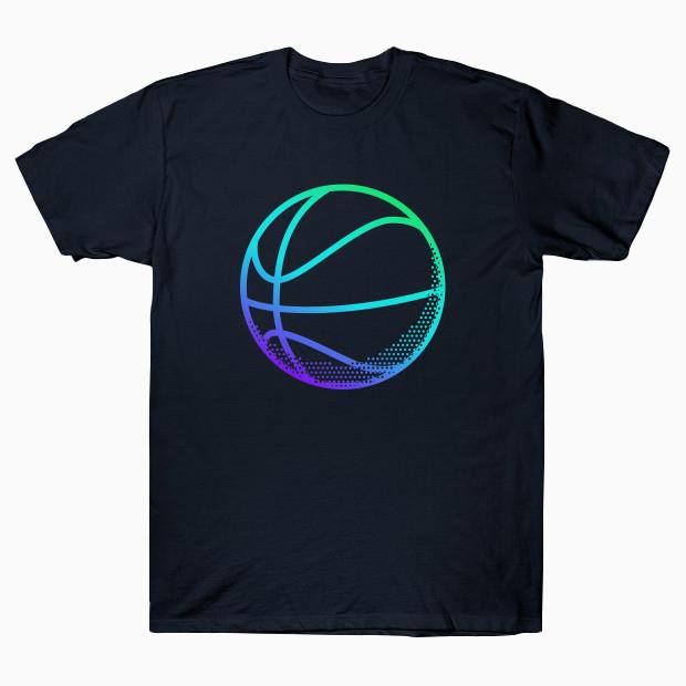 RGB basketball T-Shirt