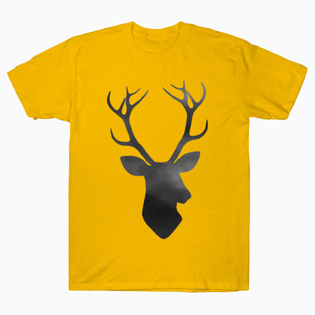 Deer watercolor T-Shirt