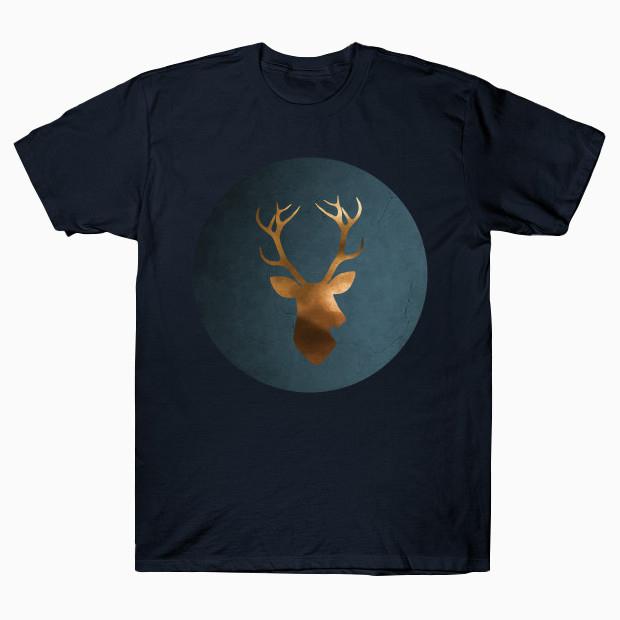 Wild circle T-Shirt
