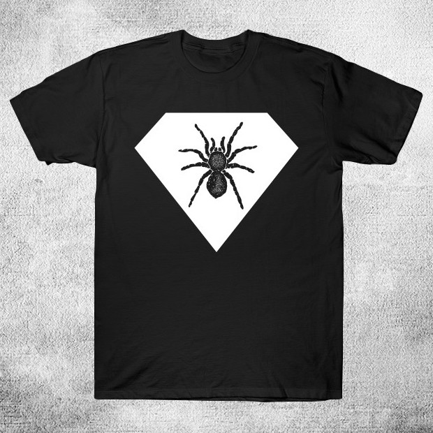 Diamond tarantula T-Shirt