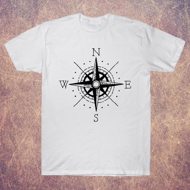 Navigational Compass T-Shirt