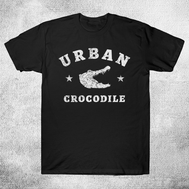 Urban crocodile T-Shirt