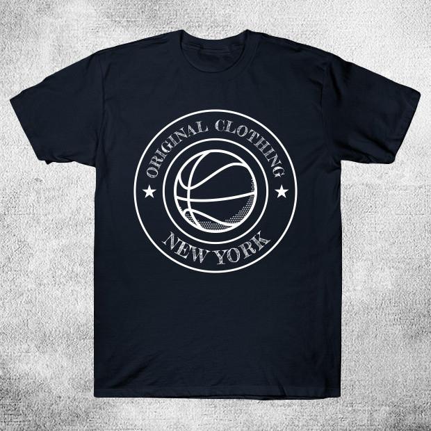 Basketball New York T-Shirt