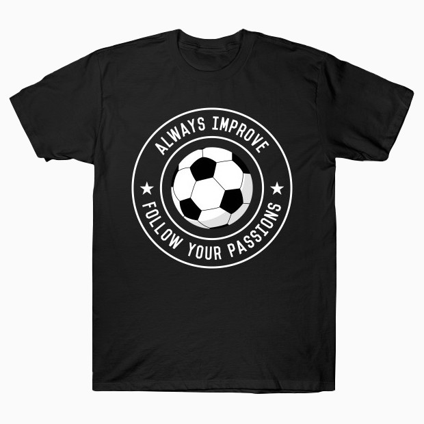 Football passion T-Shirt