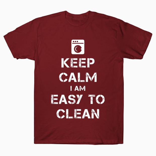 Keep calm joke T-Shirt