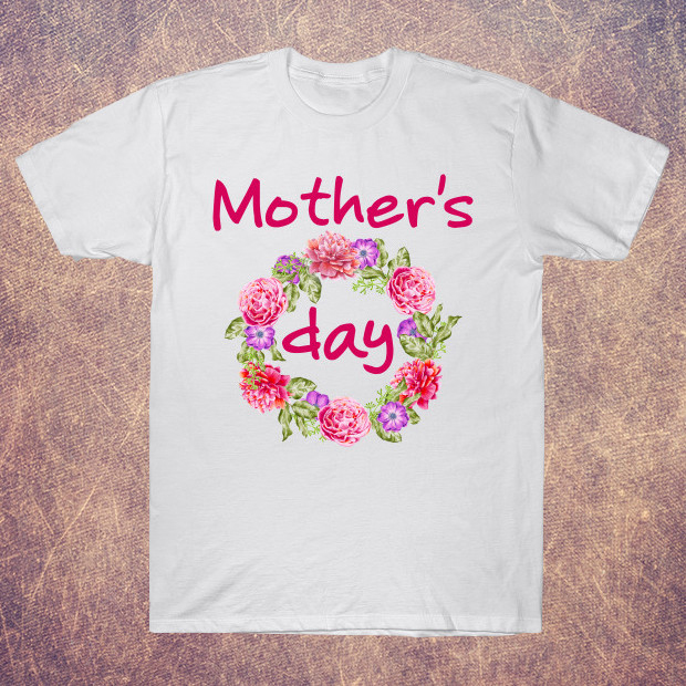 Mother day flowers T-Shirt