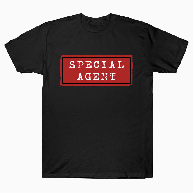Special agent vintage T-Shirt