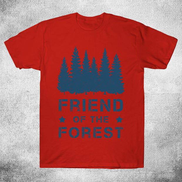 Forest friend T-Shirt