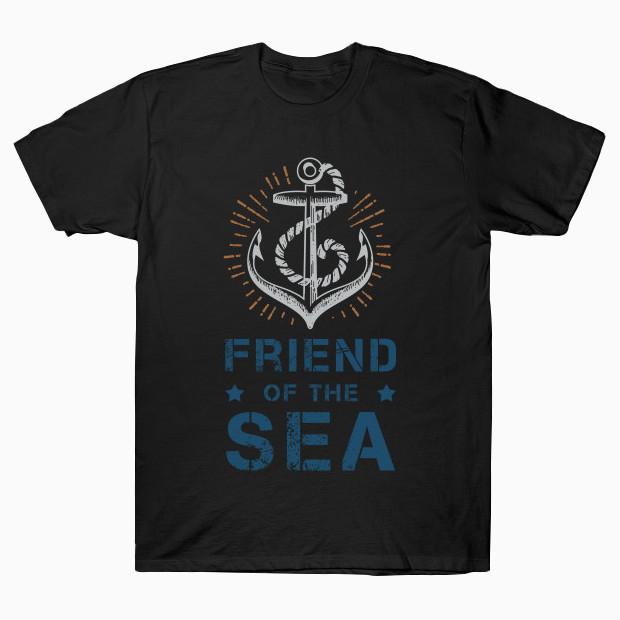 Friend of the sea T-Shirt