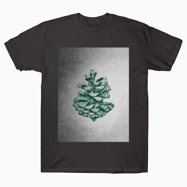 Pine cone sketch T-Shirt