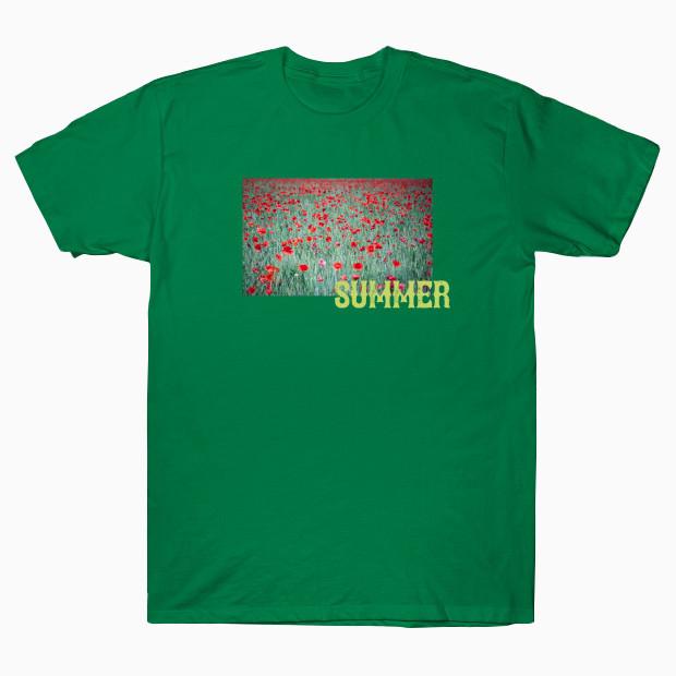 Pretty summer flowers T-Shirt
