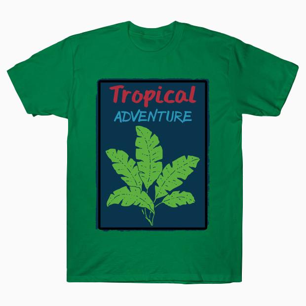 Tropical adventure T-Shirt