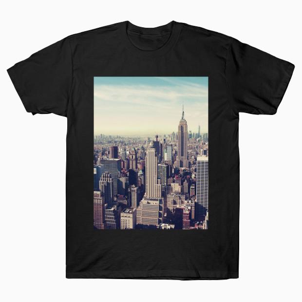 New York photo T-Shirt