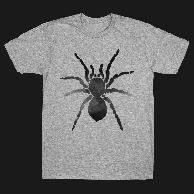 Watercolor spider T-Shirt