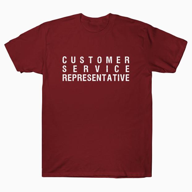 Customer Service Representative T-Shirt