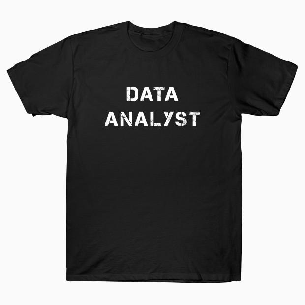 Data Analyst T-Shirt