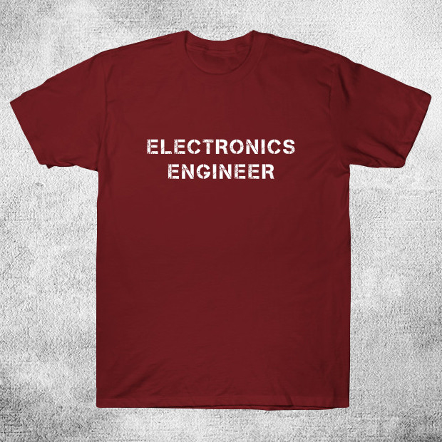 Electronics Engineer T-Shirt