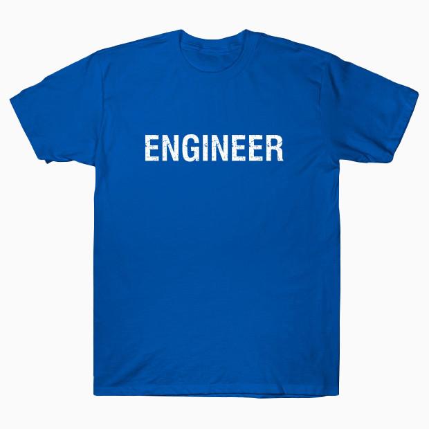 Engineer Streetwear T-Shirt