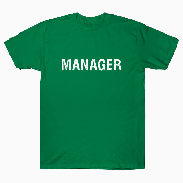 Manager T-Shirt