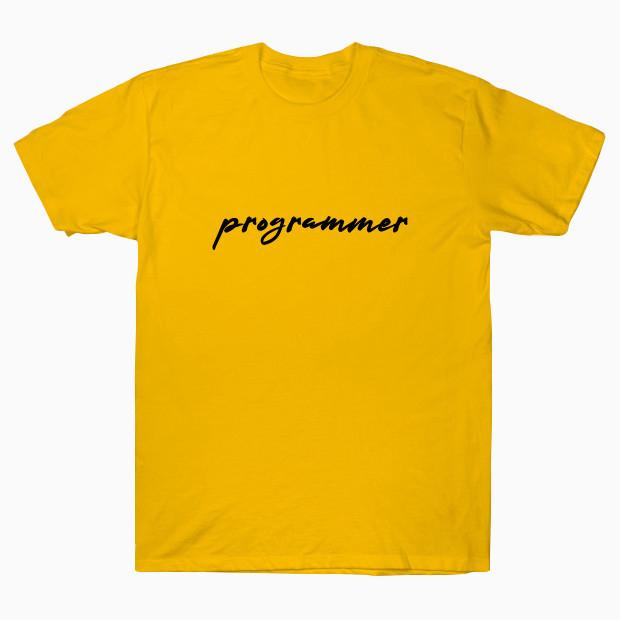 Programmer signature T-Shirt