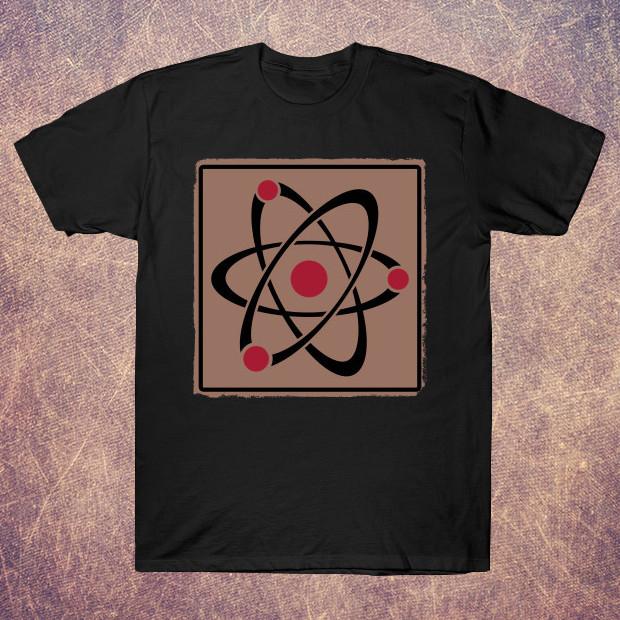 Atom retro T-Shirt