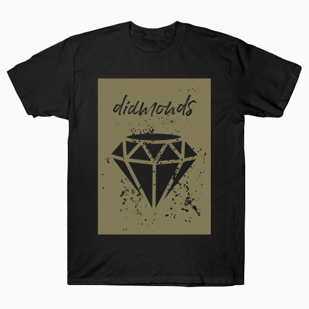 Authentic diamonds streetwear T-Shirt