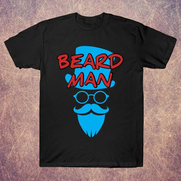 Beard man T-Shirt
