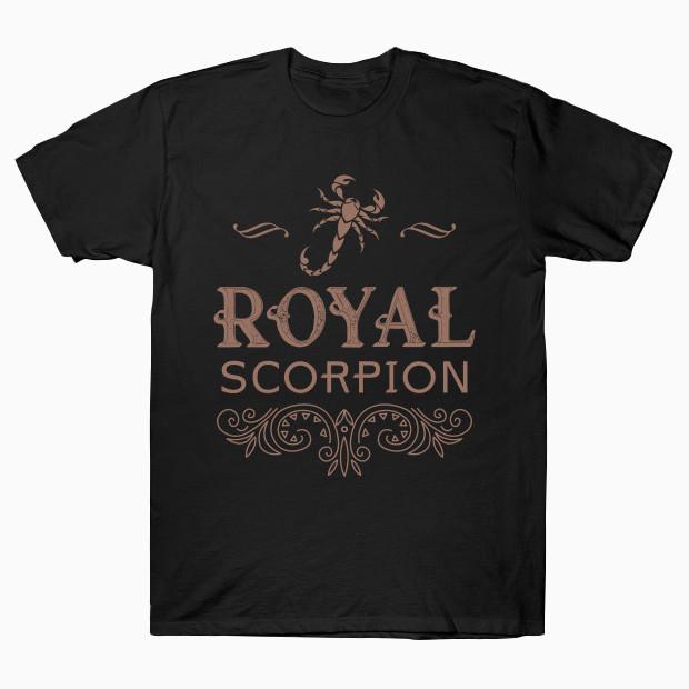 Royal scorpion T-Shirt