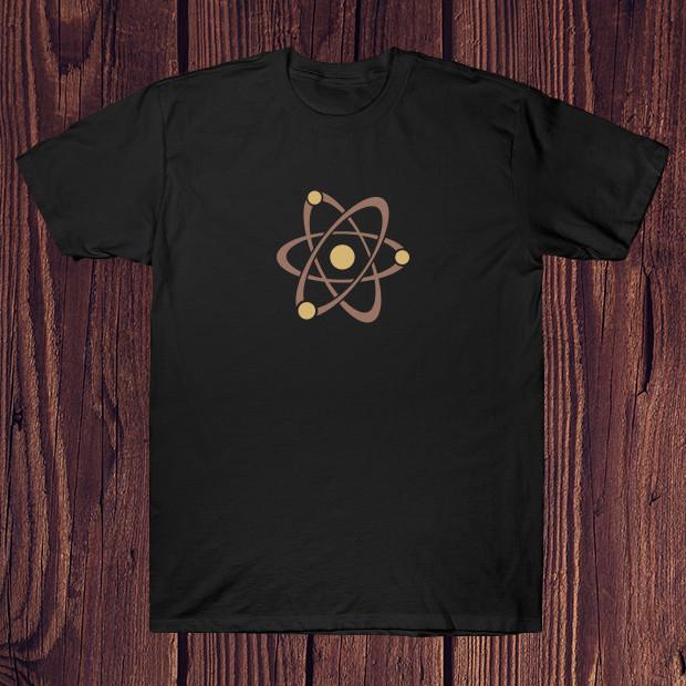 Cool retro atom T-Shirt