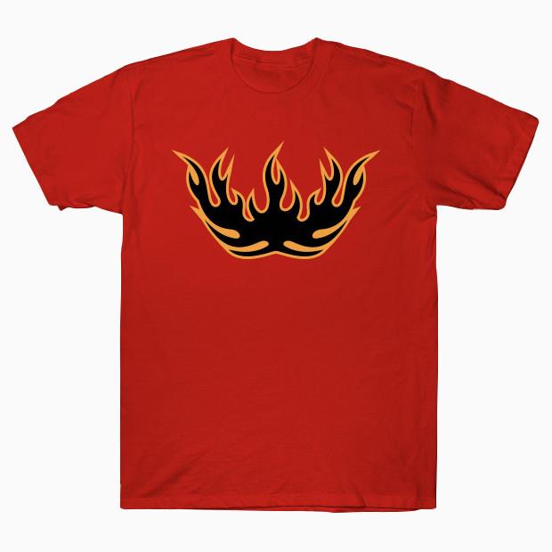 Fire logo T-Shirt