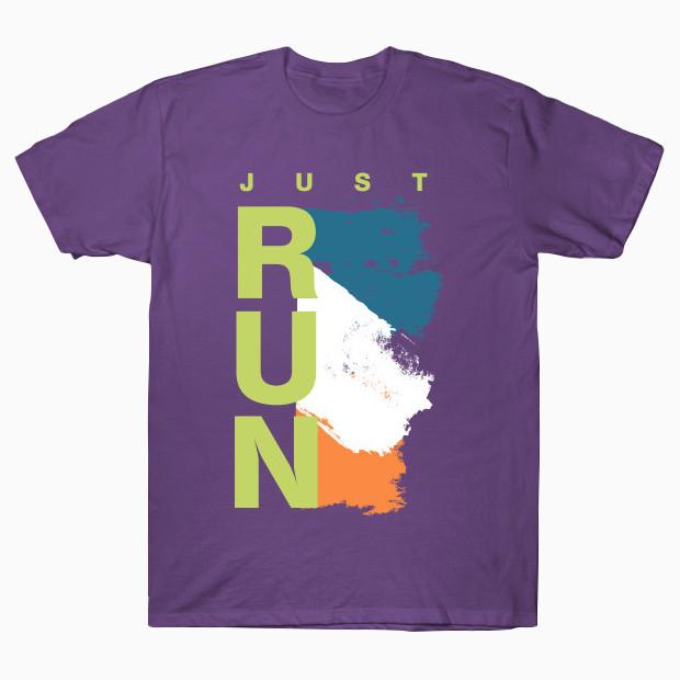 Just run fashion style T-Shirt