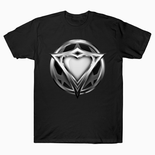 The heart of steel T-Shirt