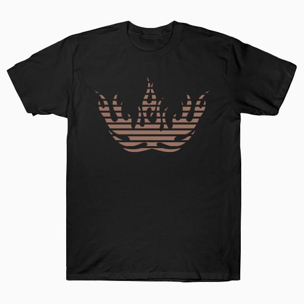Vintage fire T-Shirt