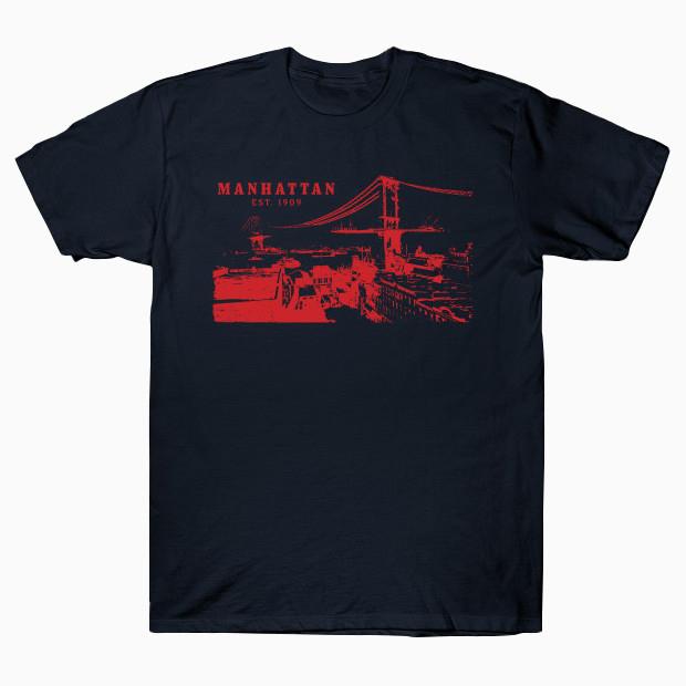 Bridge streetwear T-Shirt