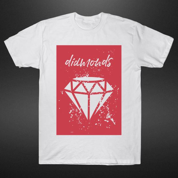 Elegant diamonds T-Shirt