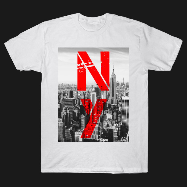 New York Streetwear T-Shirt