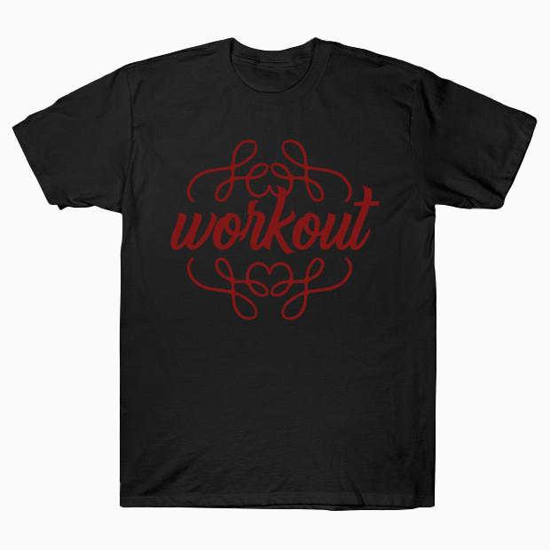 Cool workout signature T-Shirt