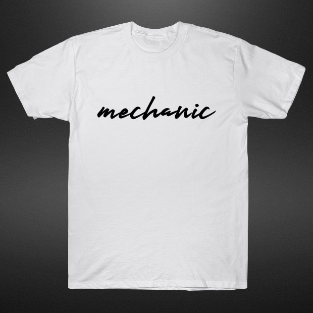 Mechanic signature T-Shirt