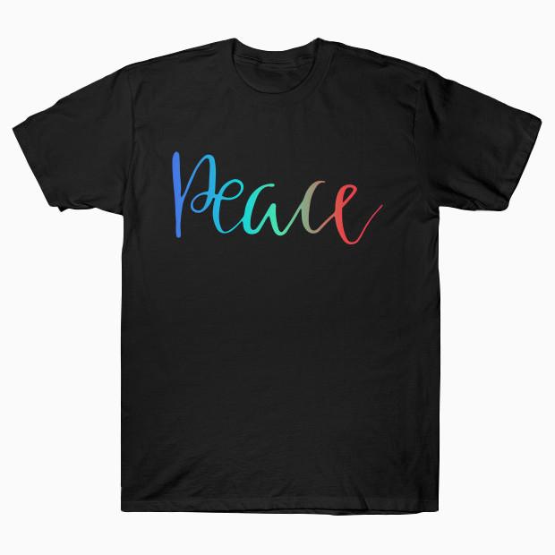 Peace RGB T-Shirt