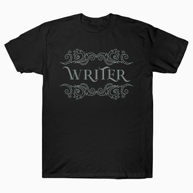 Retro writer T-Shirt