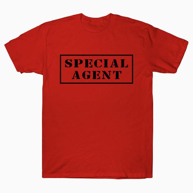 Special agent line T-Shirt