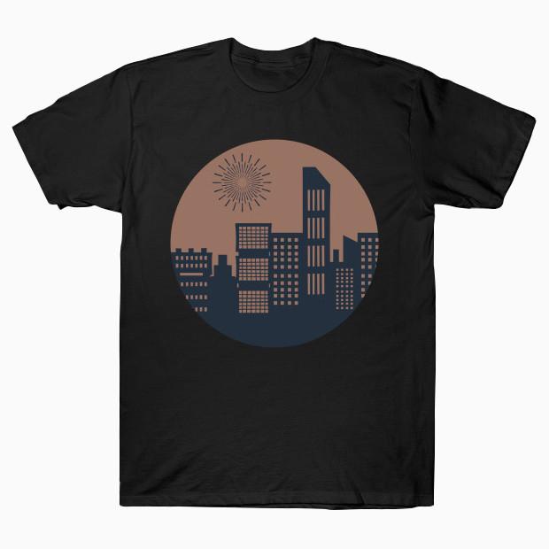 Vintage city T-Shirt