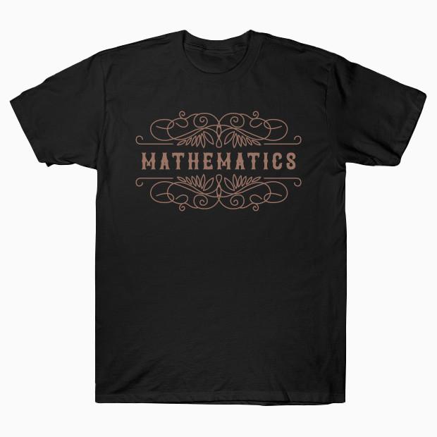 Vintage mathematics T-Shirt